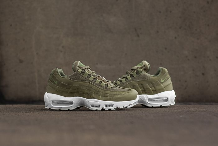 Nike Air Max 95 Trooper Green