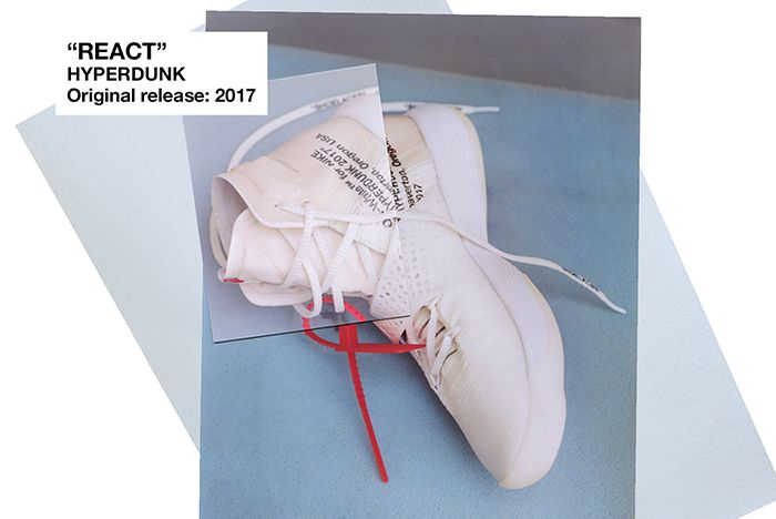 Off White X Nike The Ten 5