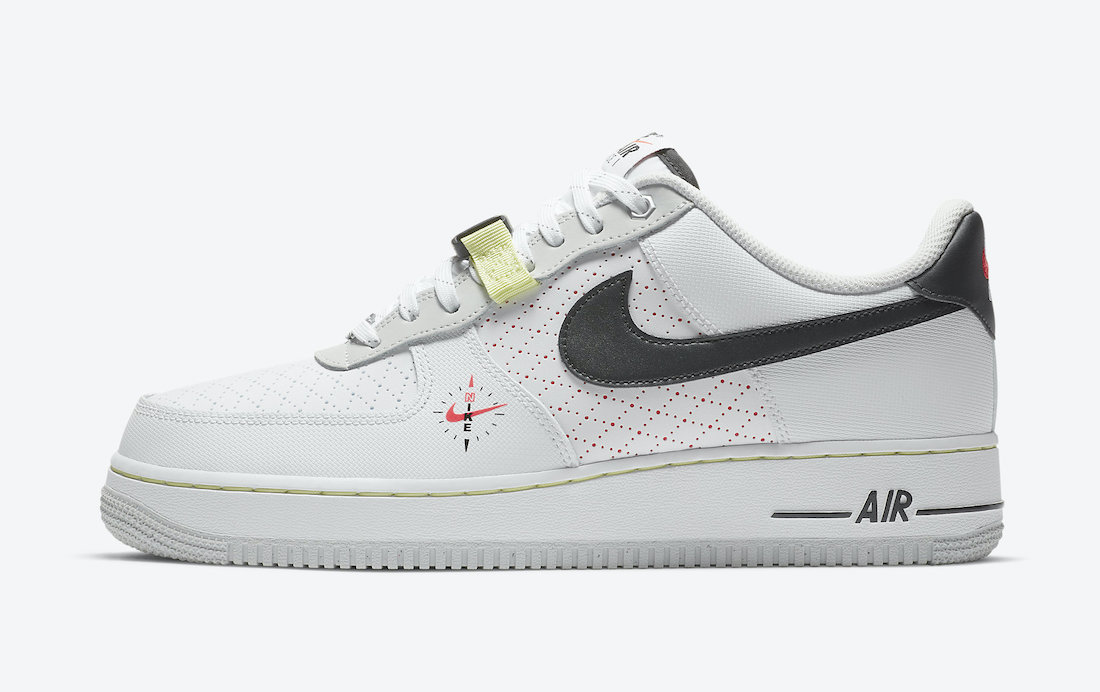 Nike Air Force 1 Fresh Perspective DC2526-100