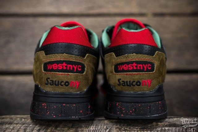 West Nyc Cabin Fever Saucony Shadow 5000 6