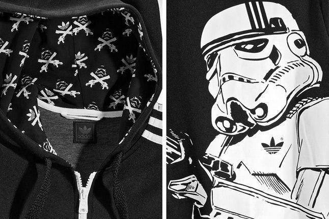 Adidas Star Wars Storm Trooper Jacket 1