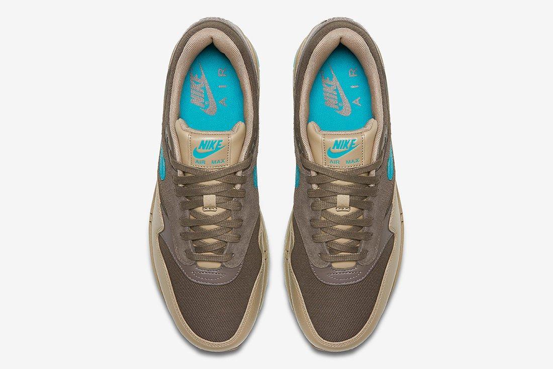 Nike Air Max 1 Ridgerock Turbo Green5