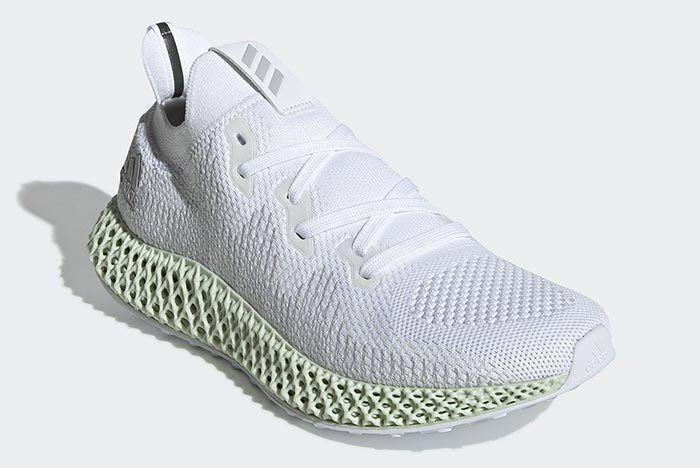 Adidas Alphaedge Futurecraft 4D White 2