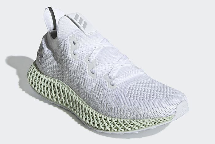 Adidas Alphaedge Futurecraft 4D White 2
