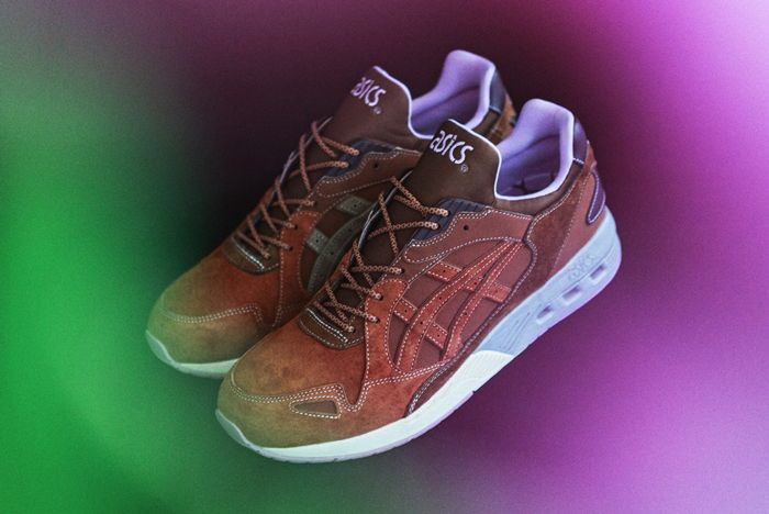 Mita Sneakers X Asics Gt Cool Xpress Lotus Pond9