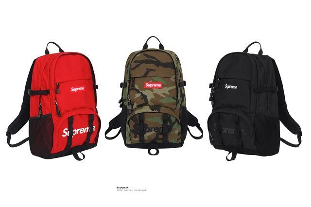 Supreme Ss15 Baggage Collection 17