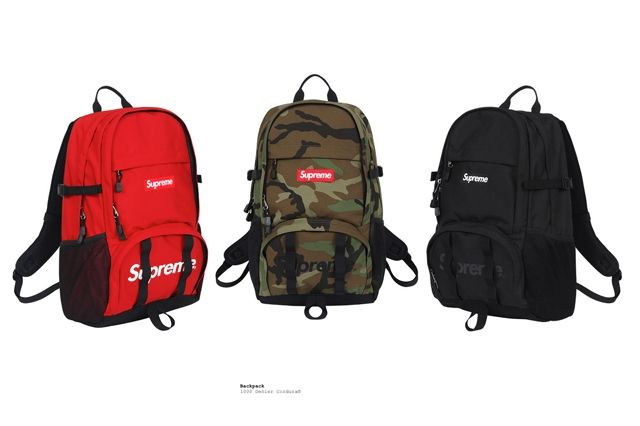 Supreme Ss15 Baggage Collection 17