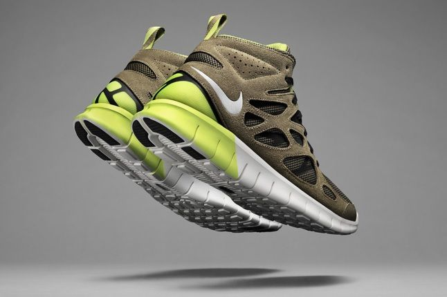Nike Snearboots 2013 Roshe Mid 8