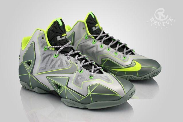 Revive Customs Nike Lebron 11 Vector 2