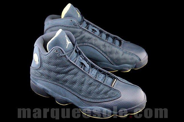 Air Jordan 13 Squadron Blue 1