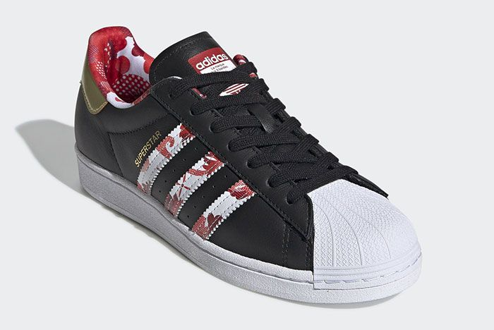 Adidas Chinese New Year Superstar 4