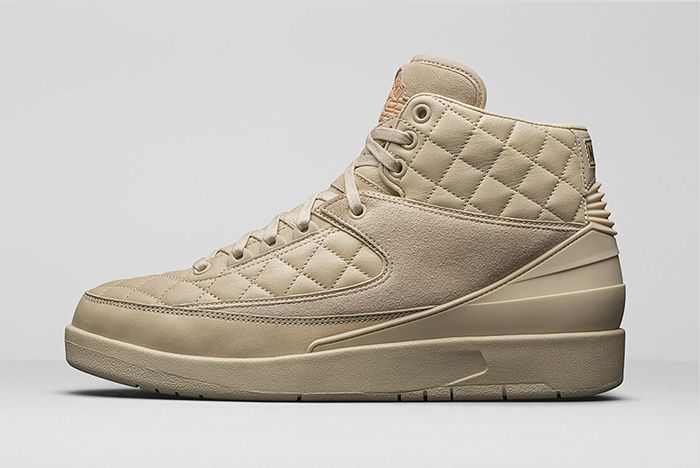 Just Don X Air Jordan 2 Beach10