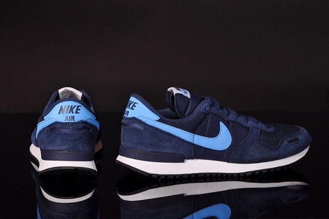 Nike Air Vortex Mid Navy University Blue Heels 1