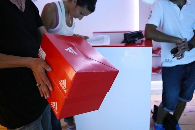Adidas Primeknit London Launch 27 1