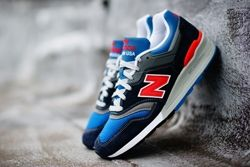 New Balance 997 Flint Grey Thumb