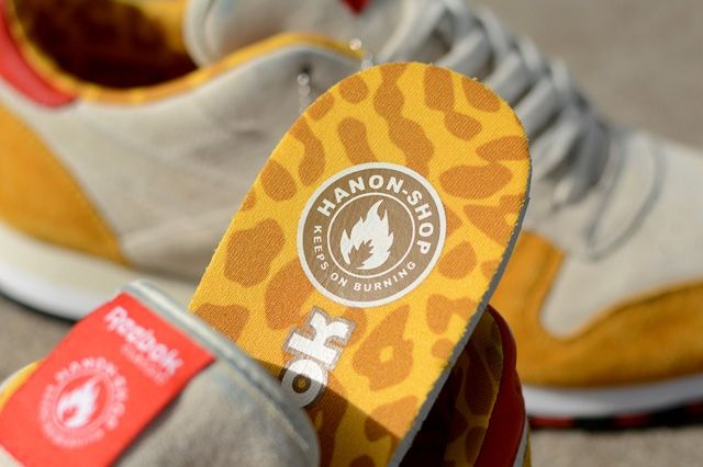 Hanon Reebok Cl Aberdeen Leopards 6