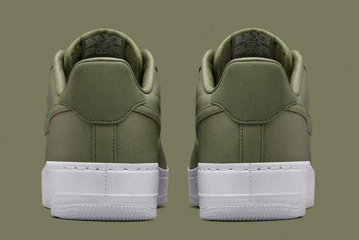 Nike Lab Monochrome Air Force Pack 8