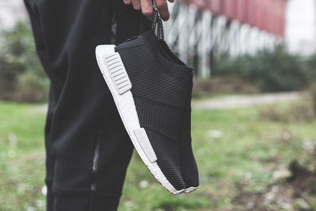 Adidas Nmd City Sock Gore Tex 9