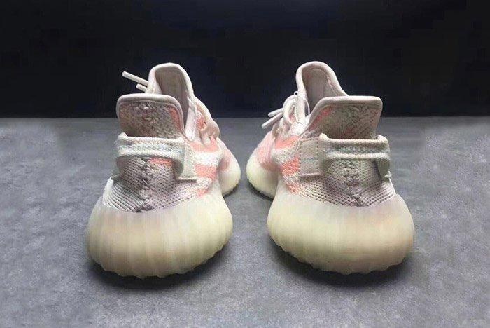 Adidas Yeezy 350 V2 Chalk Coral Pink 2