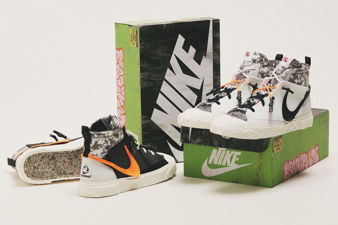 READYMADE x Nike Blazers