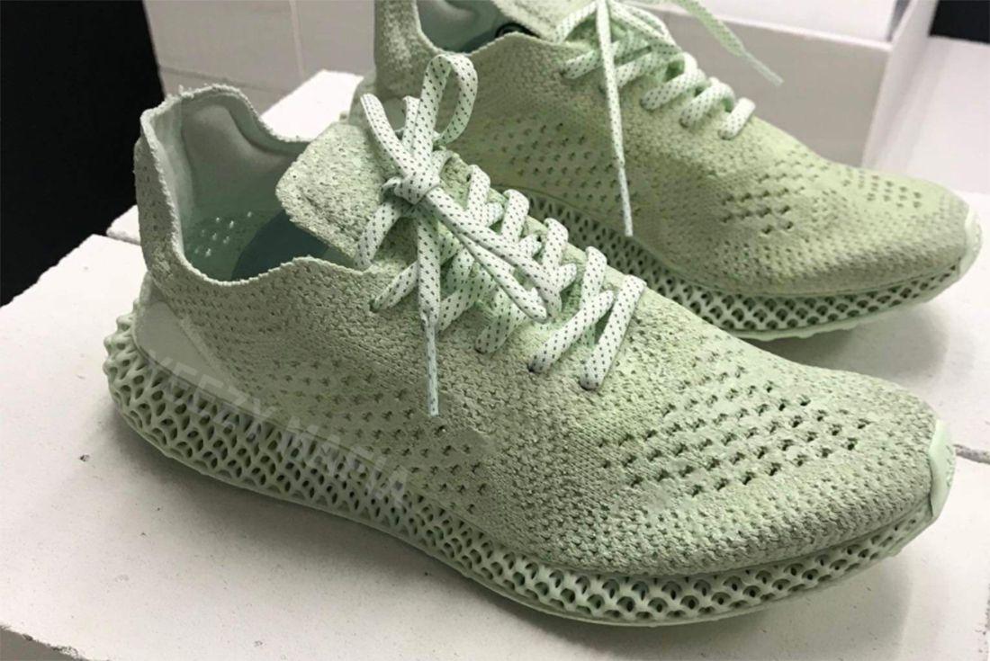 Daniel Arsham X Adidas Futurecraft 1