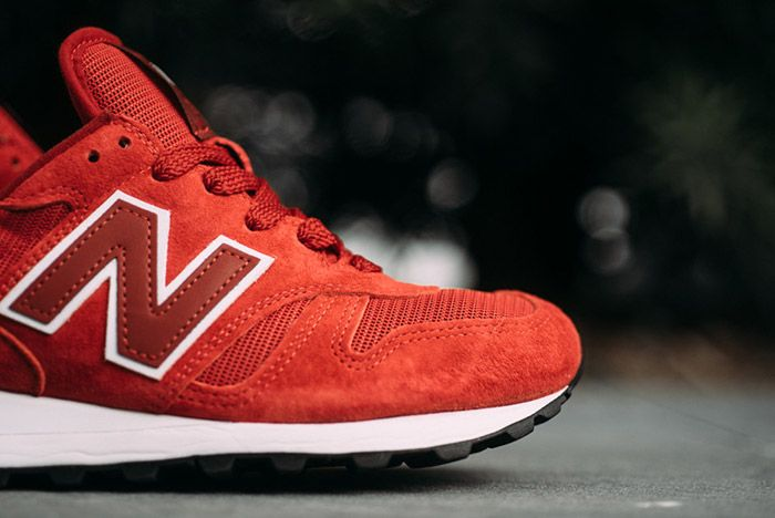 New Balance Made In Usa 1300 Csu Red 6