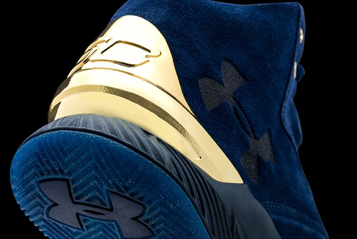 Under Armour Curry Luxe Suede Pack5