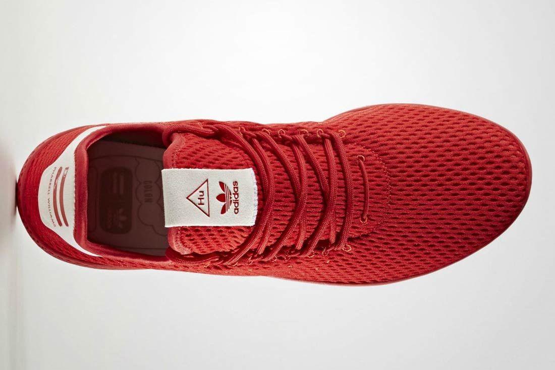 Pharrell X Adidas Tennis Hu Pack 10