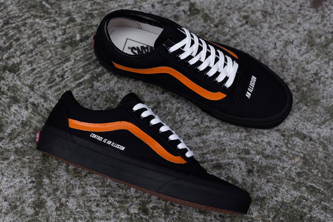 Coutie Vans Old Skool Control Is An Illusion 4