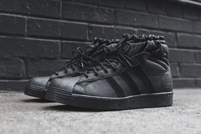 Adidas Y 3 Snow Model Mid Triple Black6