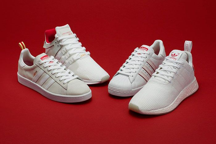 Adidas Chinese New Year Pack Sneaker Freaker 5
