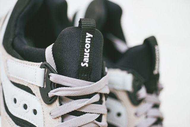 Saucony Grid 9000 Grey Black 4