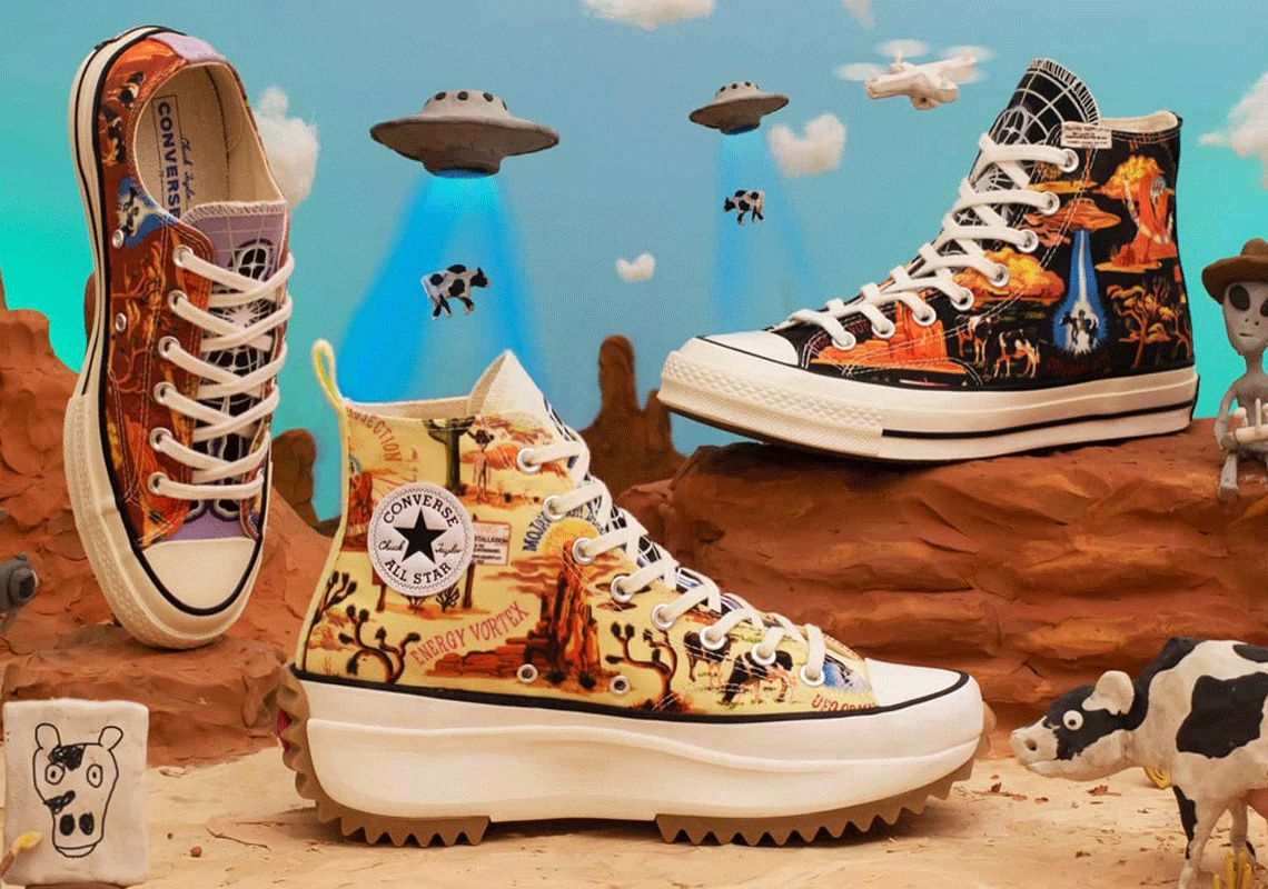 Converse 'Twisted Resort'
