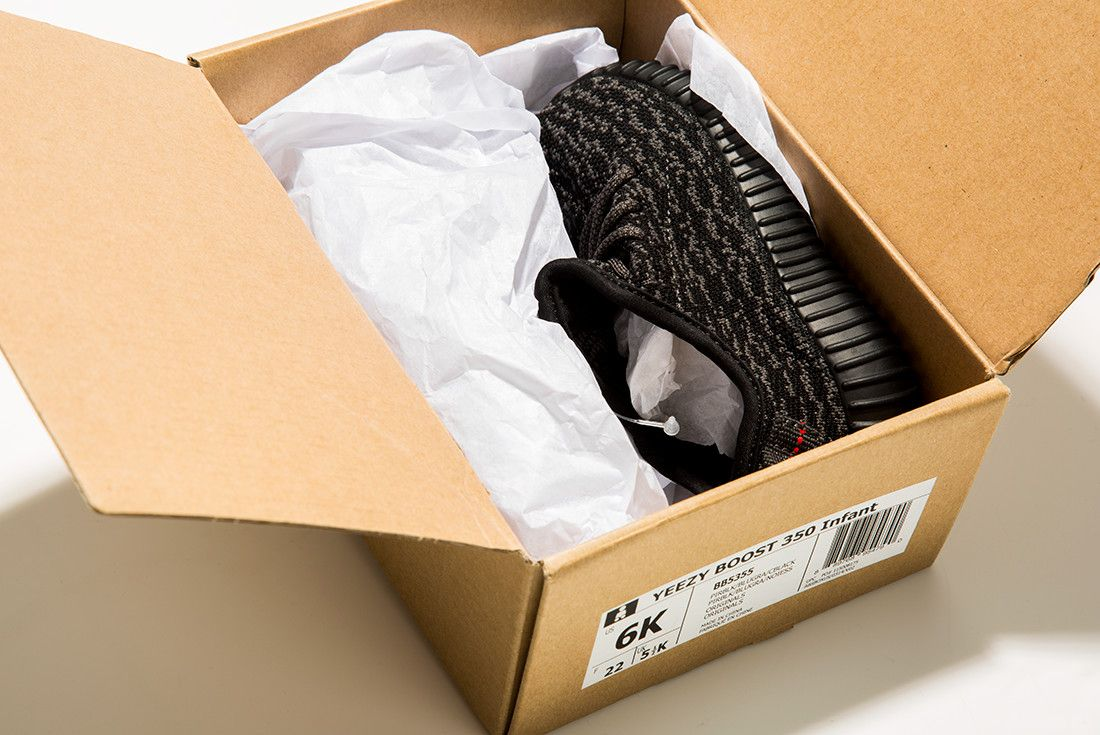 Infant Sized Yeezy Boost 350S Are Dropping Soon