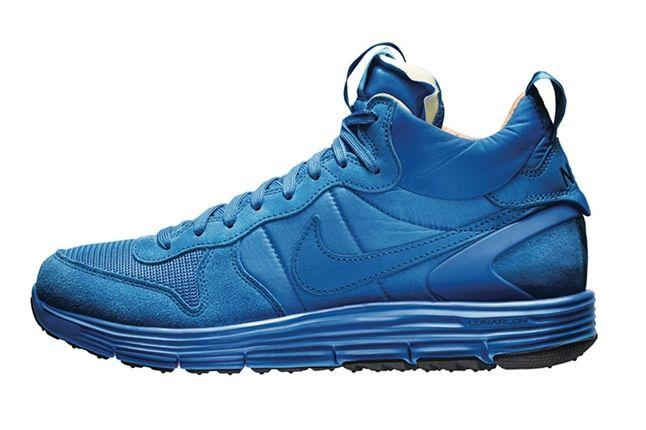 Nike Lunar Solstice Mid Sp White Label Pack Blue Profile 1