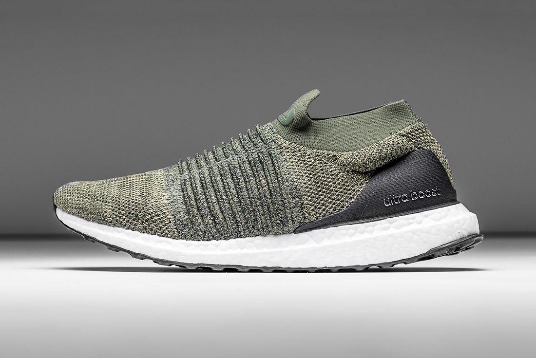 Adidas Ultraboost Laceless Olive Sneaker Freaker 5
