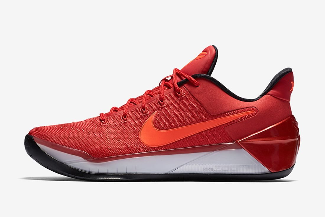 Nike Kobe A D  University Red 3