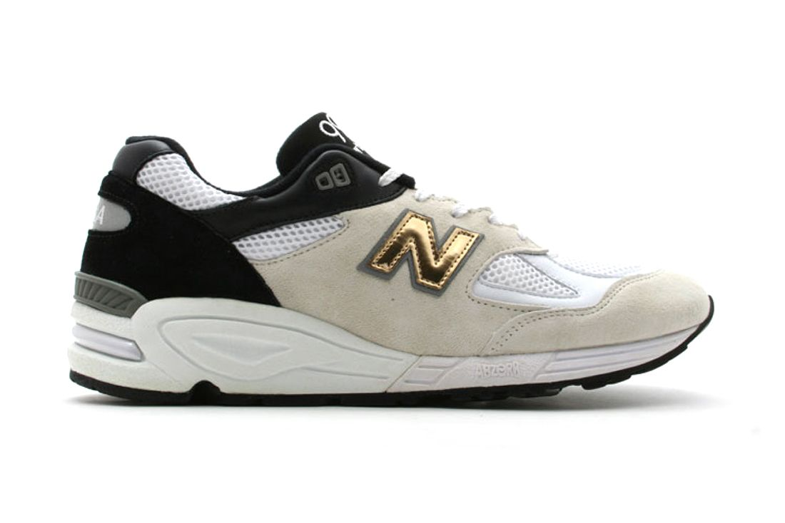 Hanon New Balance 990V2 Hbw Lateral Right