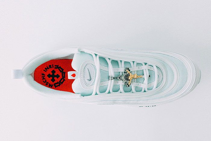 Mschf X Inri Nike Air Max 97 Jesus Shoes6