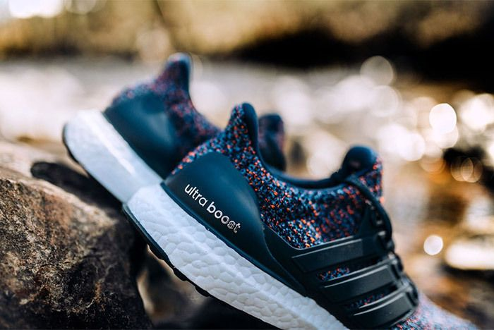 Adidas Ultra Boost Collegiate Navy Ash Blue 12
