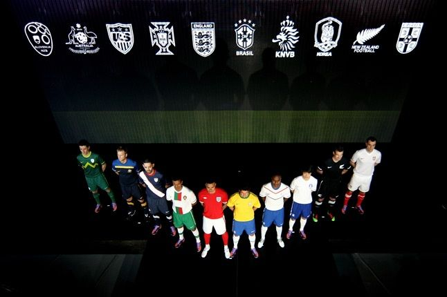 World Cup New Nike Strips 1 1
