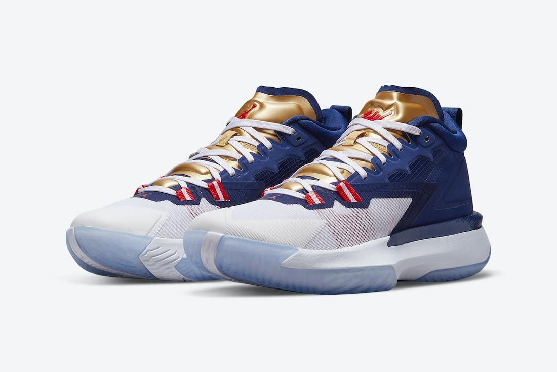 Jordan Zion 1 'USA'
