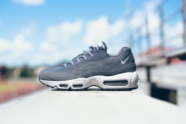 Nike Air Max 95 Dark Grey Wolf Grey 5