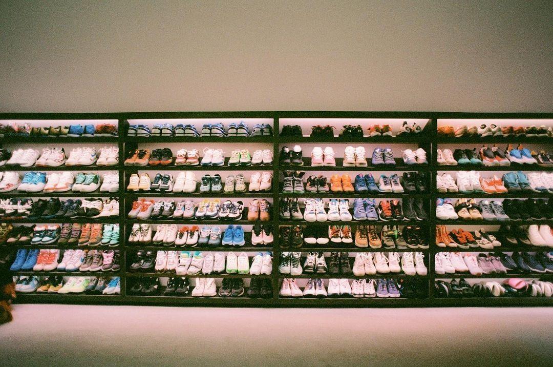 josh luber sneaker room