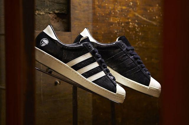 Adi Dassler Adidas Consortium Superstar 10Th Anniversary 3