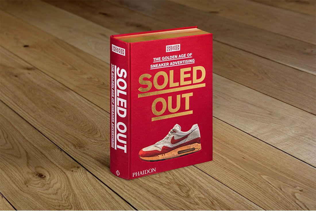 SOLED OUT Sneaker Freaker Book Friends and Family Edition Cover