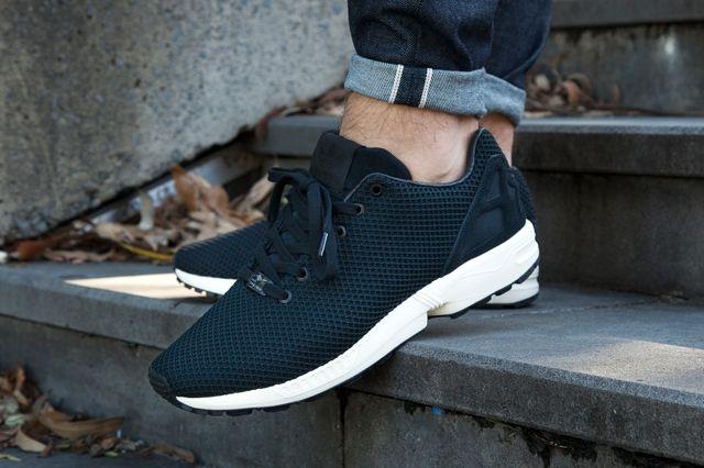 Adidas Zx Flux Premium Core Black 1