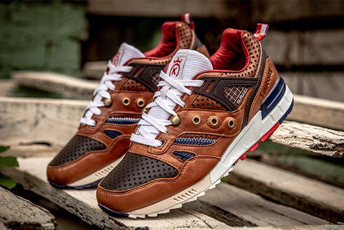 Saucony 24 Kilates Grid Sd La Victoria Left