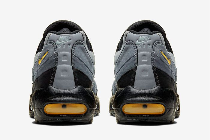 Nike Air Max 95 Batman Heel
