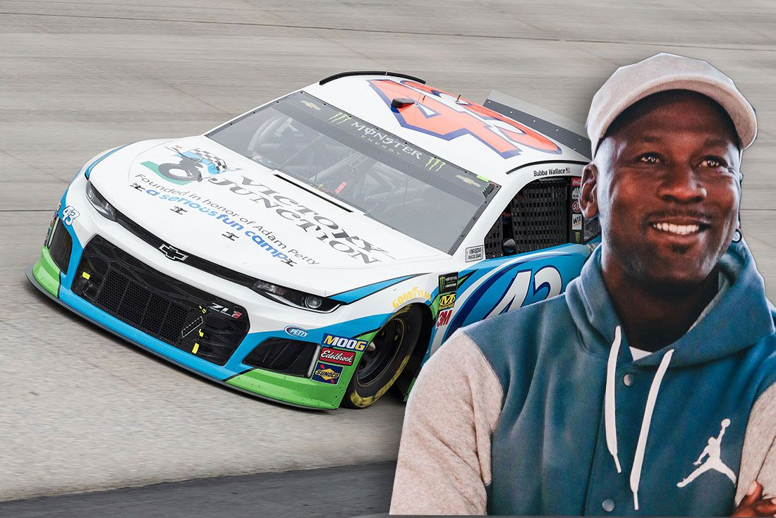 Michael Jordan NASCAR 2021